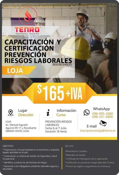 Capacitación Y Certificación en Loja