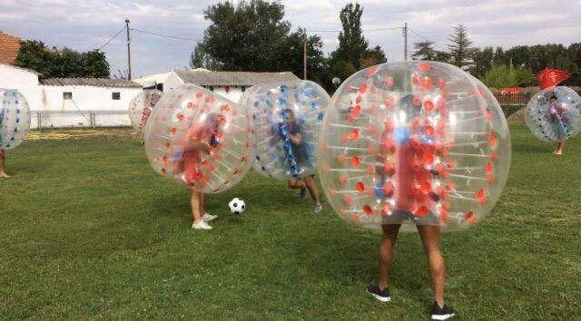 Bumper Ball O Bolas Choconas