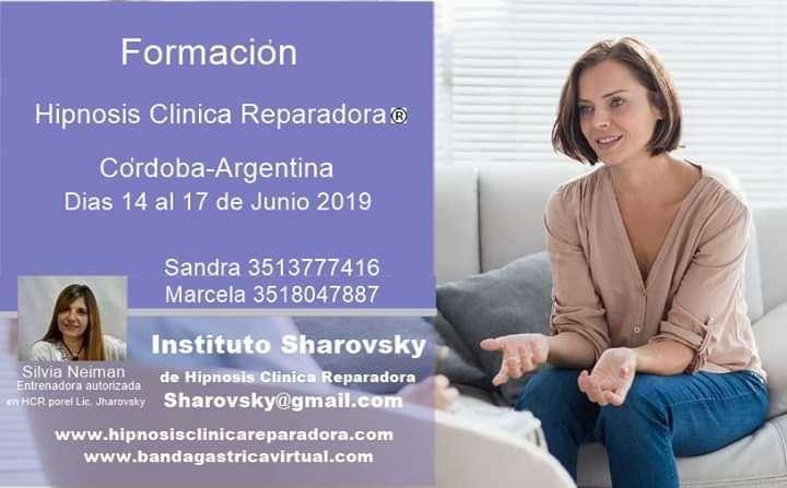 FORMACION HIPNOSIS CLINICA REPARADORA