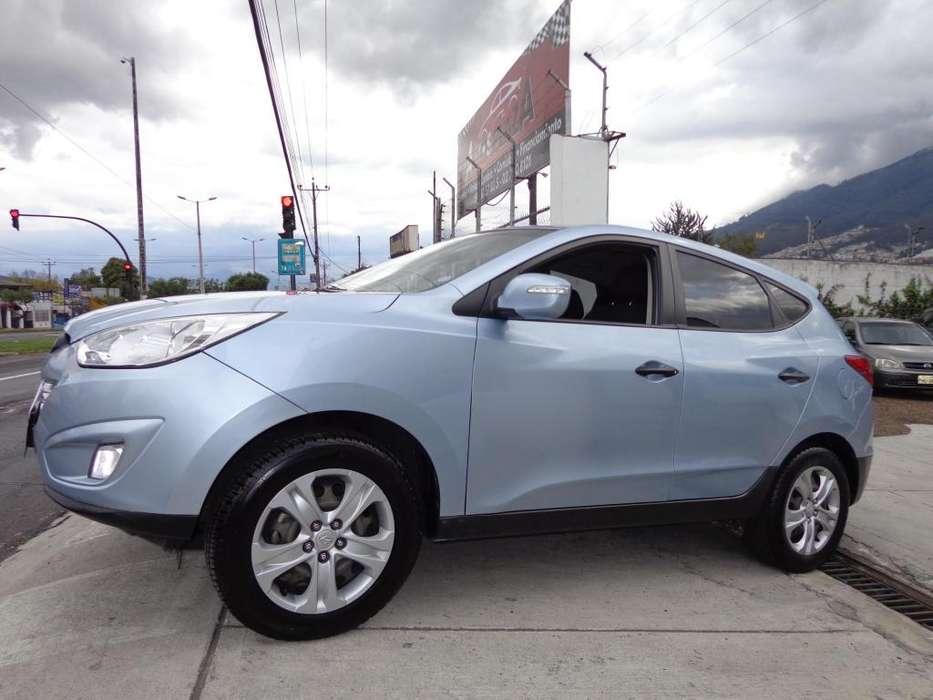Hyundai Tucson 2012 - 76000 km