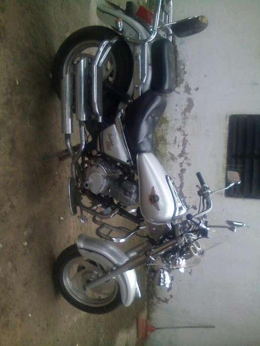 Vendo Zanella Patagonia 150cc