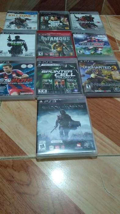 Juegos Play 3 Cambio