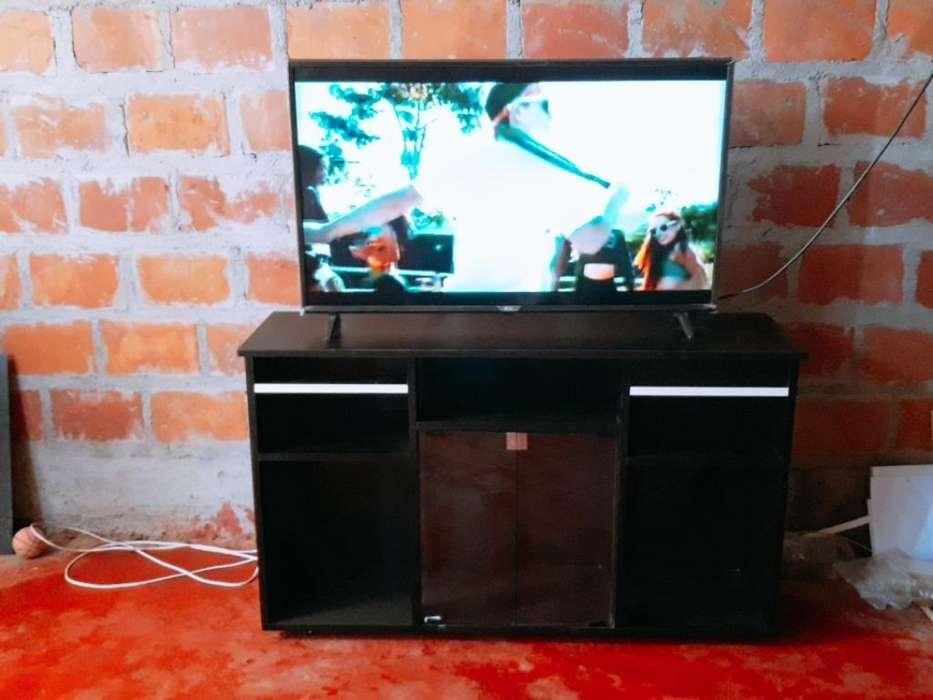Mueble de Melamina para Tv de 55 Pulgada