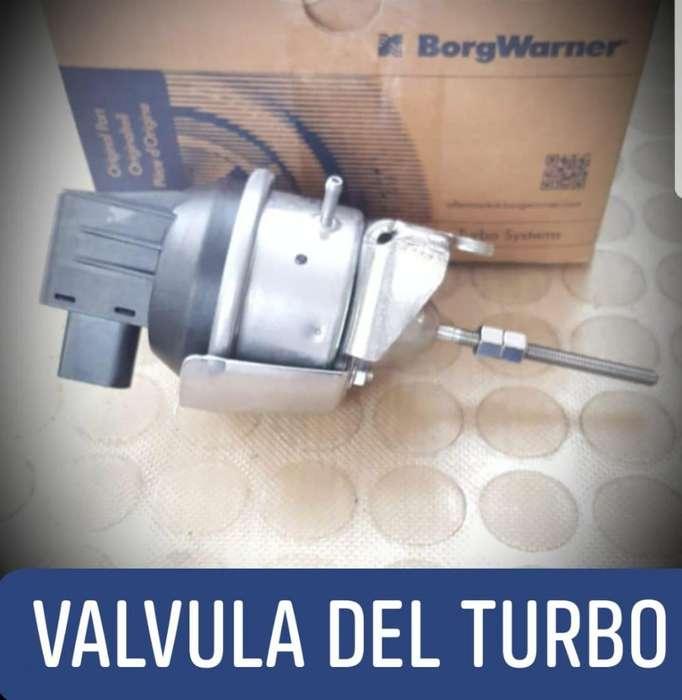 Valvula de turbo auto volkswagen