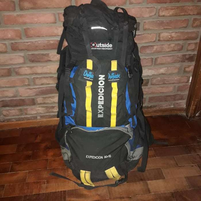Mochila Expedition 8010