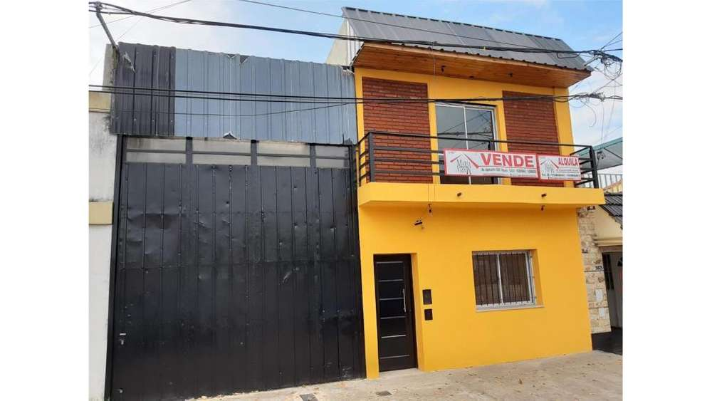 Corrientes 5000 - UD 200.000 - Galpón en Venta
