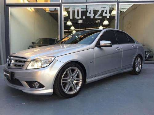 <strong>mercedes-benz</strong> Clase C 2010 - 92000 km