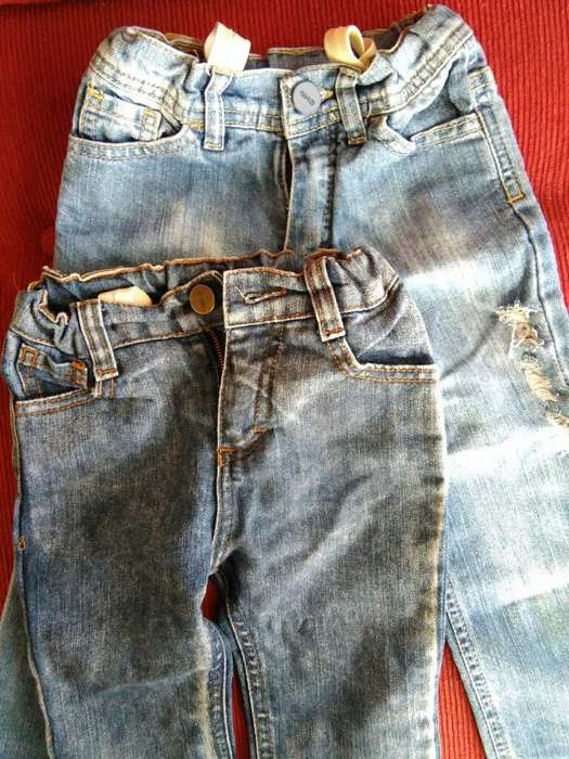 Jeans Usados <strong>cheeky</strong> 2 Años
