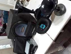 Vendo audio para auto
