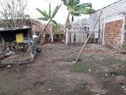Vendo Terreno en Quevedo 7000