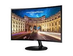 Monitor Samsung Va 24 Curvo 4ms C24f390fh