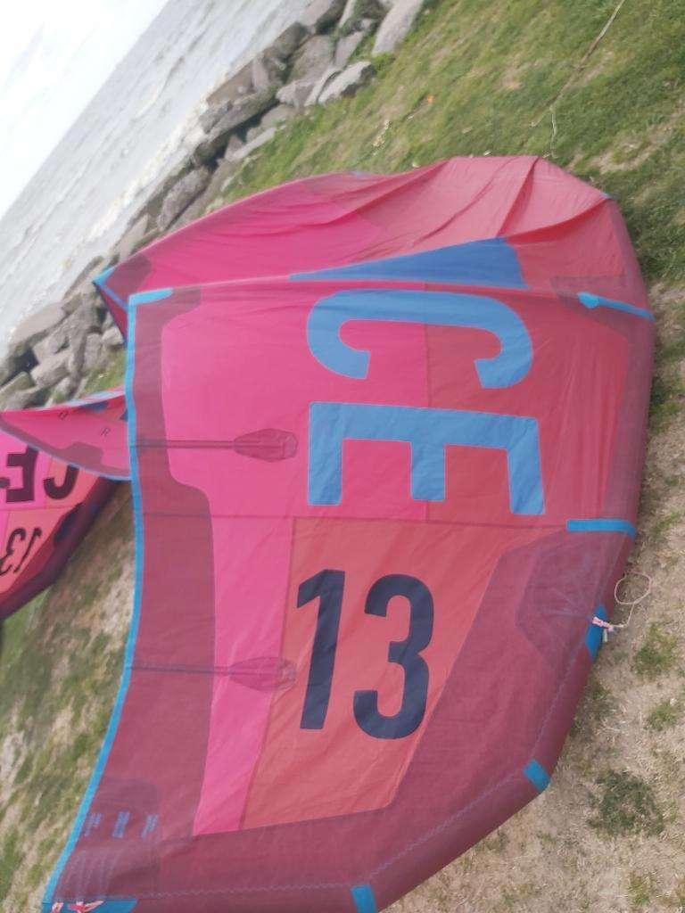 Kite North Dice 13mts 2017 Conreparación