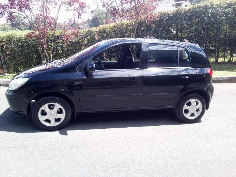 Hyundai Getz  2011 - 116000 km
