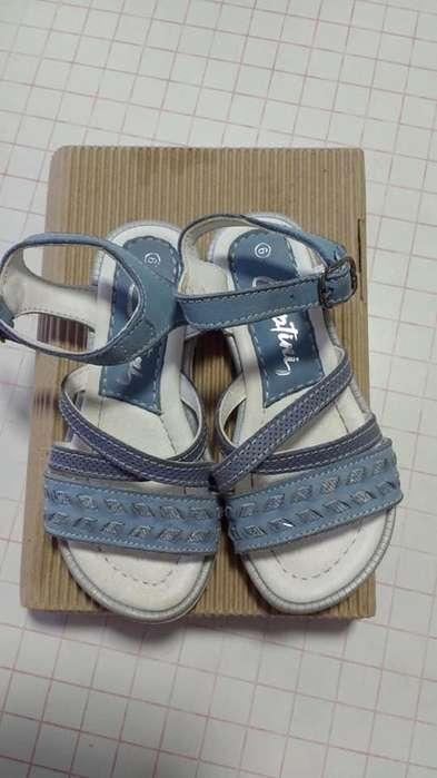 impecables sandalias nena numero 26
