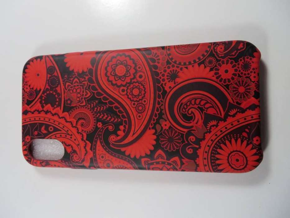Estuche suave con diseños para iphone 10 o iphone x - MrCelulares