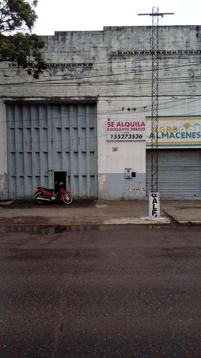GALPON EN ALQUILER, AV. GBDOR. DEL CAMPO 1000