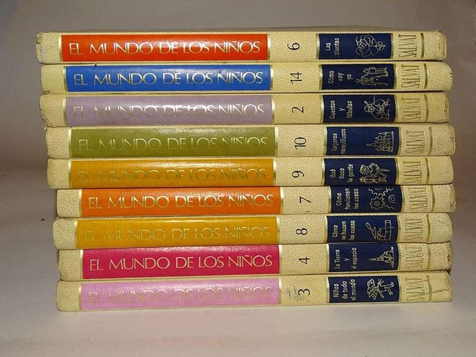 El Mundo De Los Niños Coleccion Libros