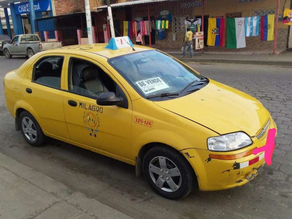 Chevrolet Aveo 2010 - 149377 km