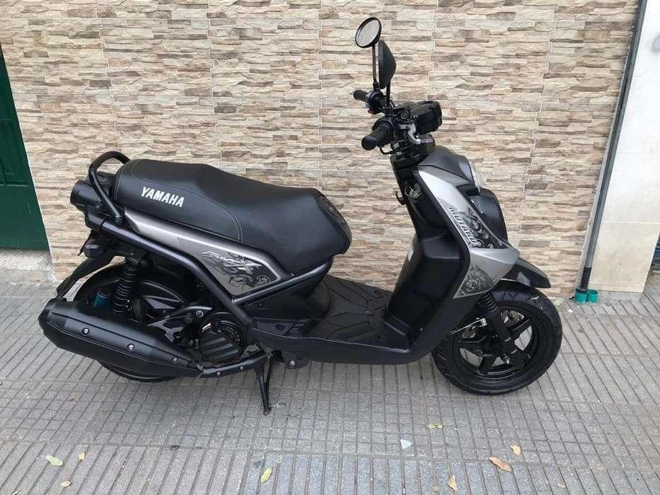 Yamaha Bws 2018