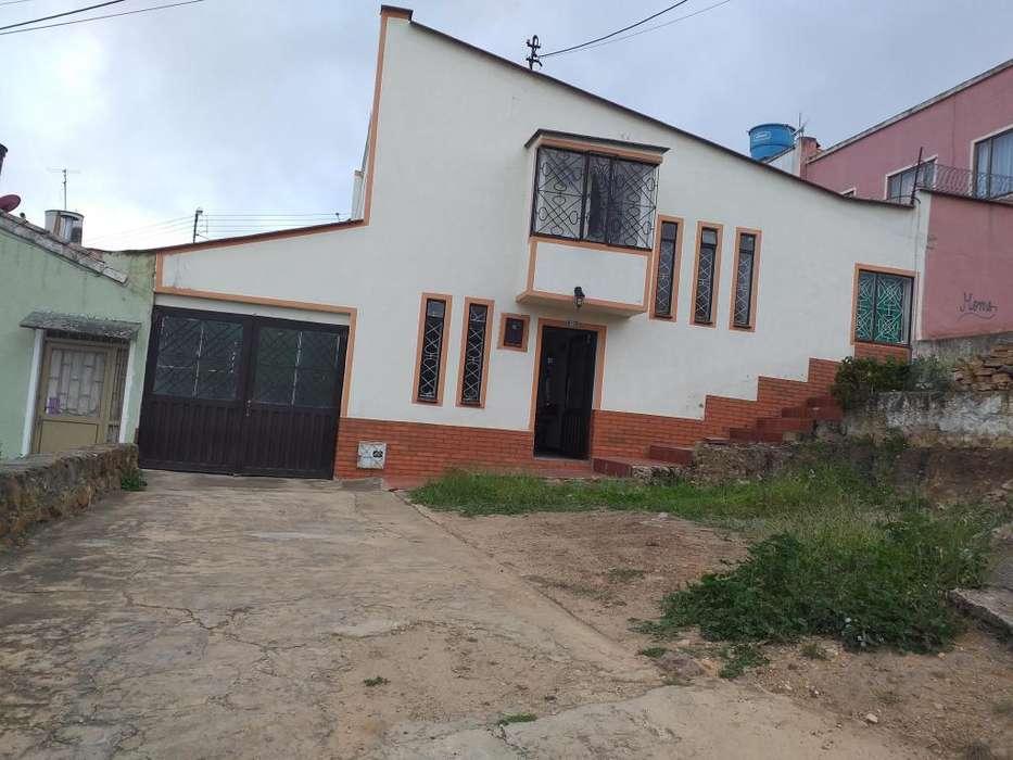 Se vende casa en Tunja Boyaca llamar 3208574919