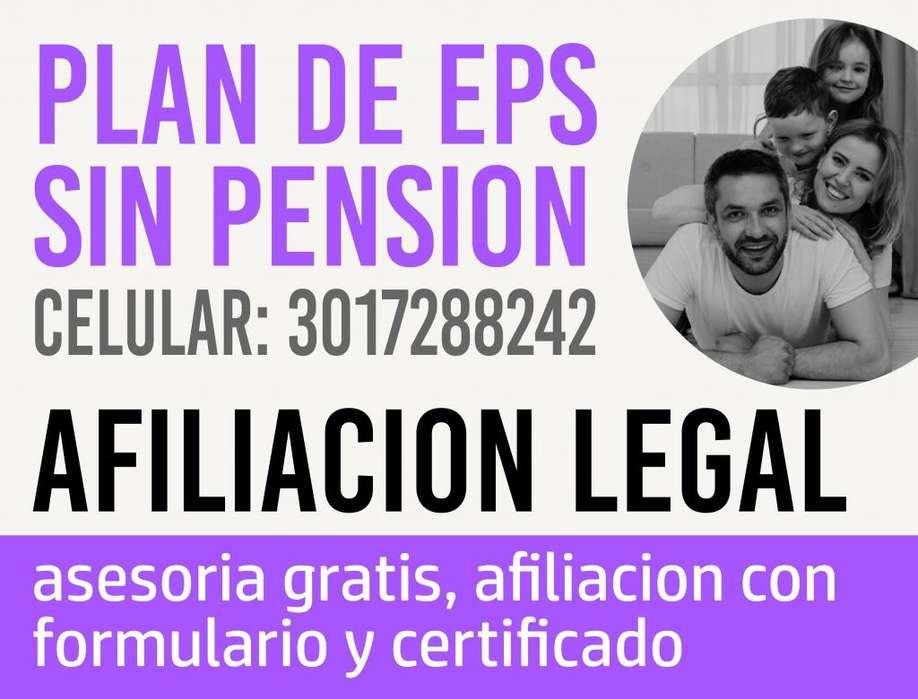 EMPRESA DE AFILIACIONES - Llama al 3017288242 y le entregamos su afiliación REAL sellada por la misma EPS