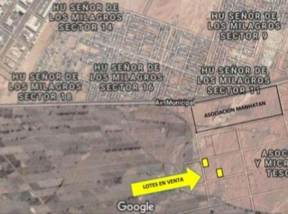 Lotes - Terrenos en Vinani - Tacna