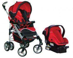 <strong>cochecito</strong> Travel system Infanti Metro