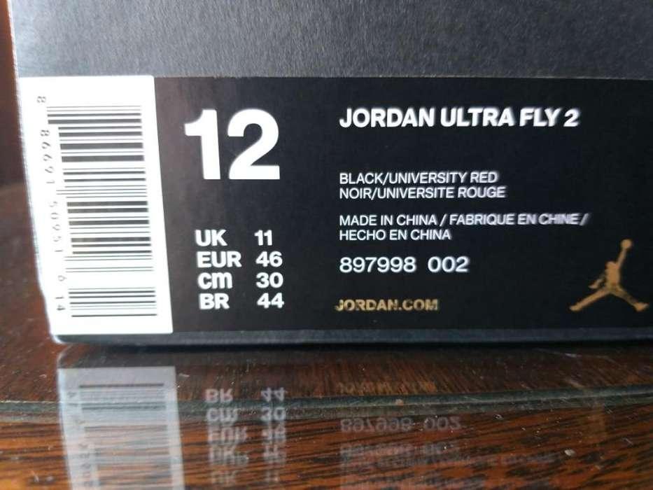 Zapatillas Basket Jordan