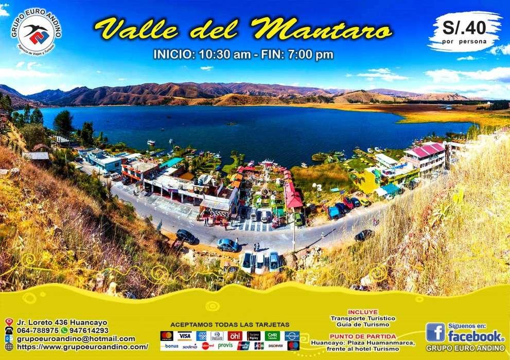 FULL DAY - VALLE DEL MANTARO