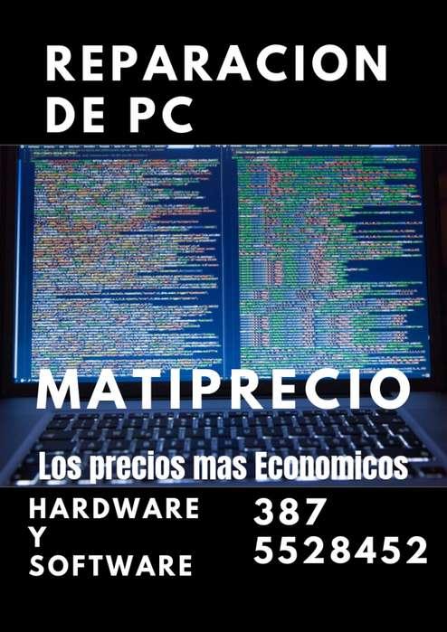 Reparacion de PC MatiPrecio