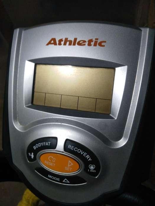 Elíptico Athletic Advanced 370e