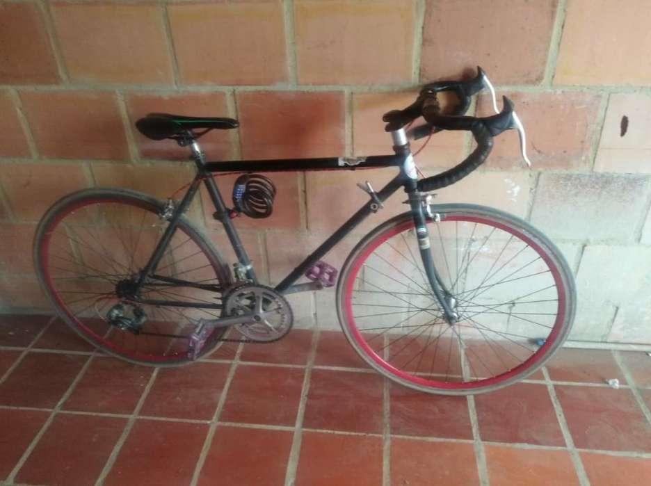 Bicicleta Semi-ruta