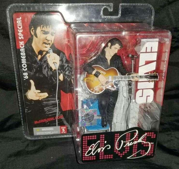 Muñeco Elvis Presley Colección