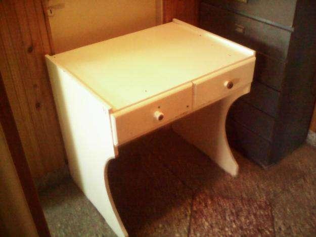 <strong>escritorio</strong> con Cajones