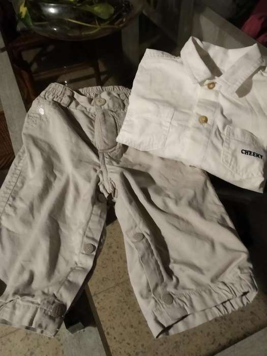 Conjunto Pantalon Camisa <strong>cheeky</strong> Y Mimo O