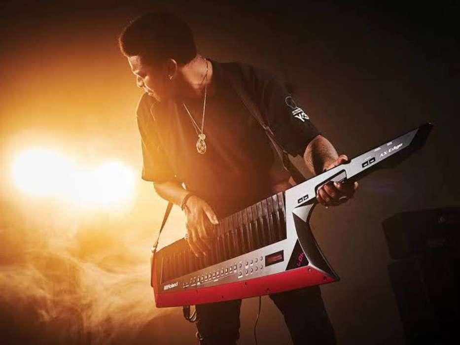 Keytar Roland Ax Edge Korg Yamaha
