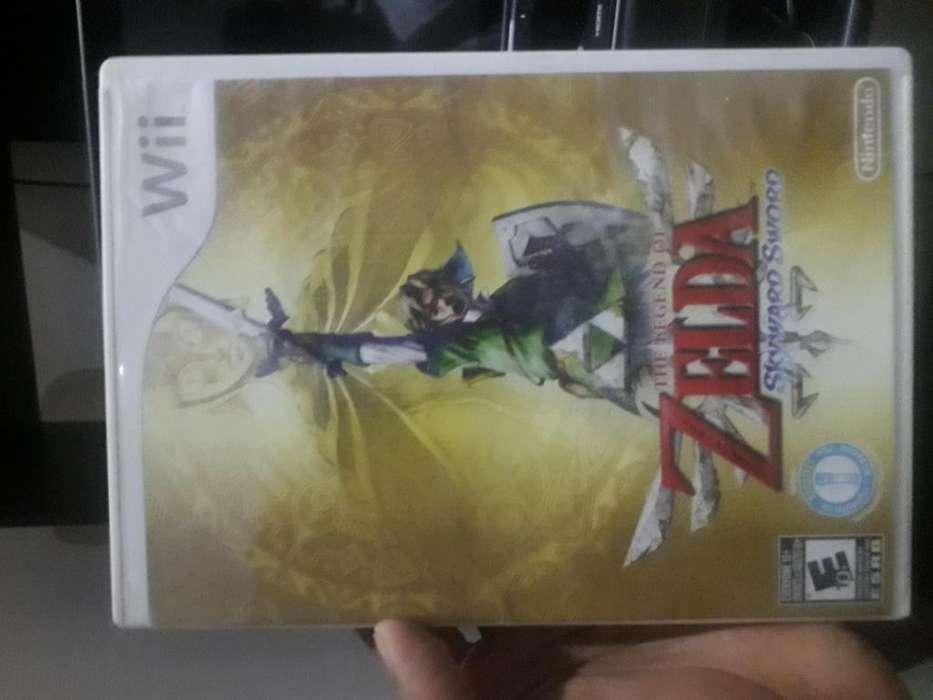 Zelda skyward sword funcional