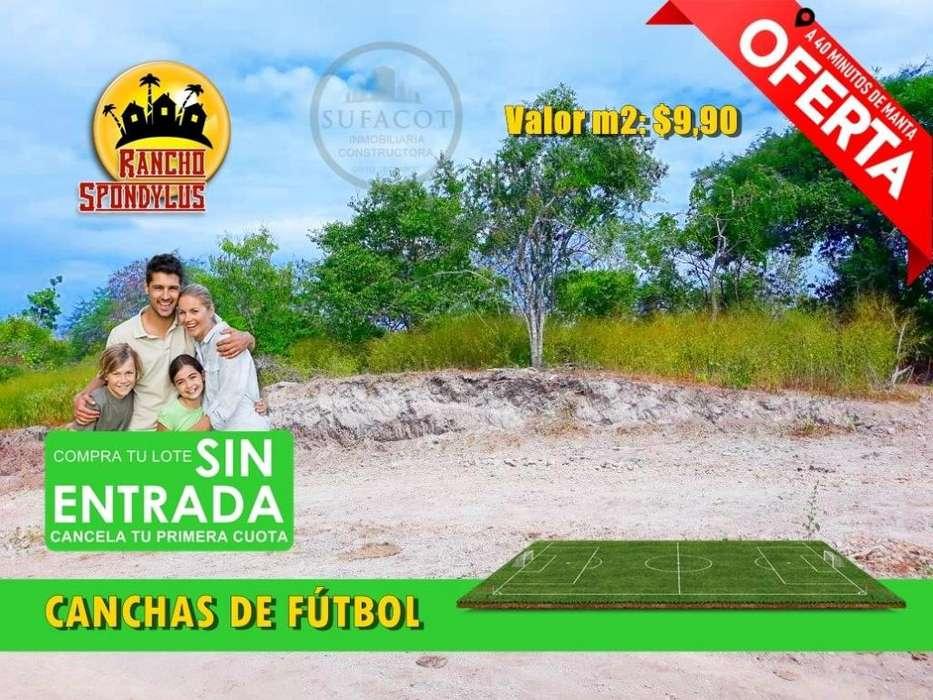 SIN ENTRADA!!! 9.90 PRECIO EXCLUSIVO DEL M2 PARA TU LOTE / VILLA / TERRENO/ FINCA / CASA CAMPESTRE/ HACIENDA SD2