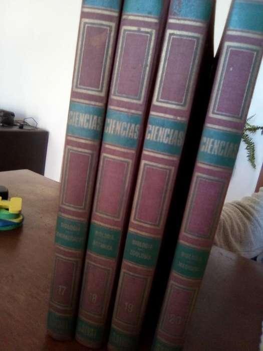 Enciclopedias de Ciencias Naturales