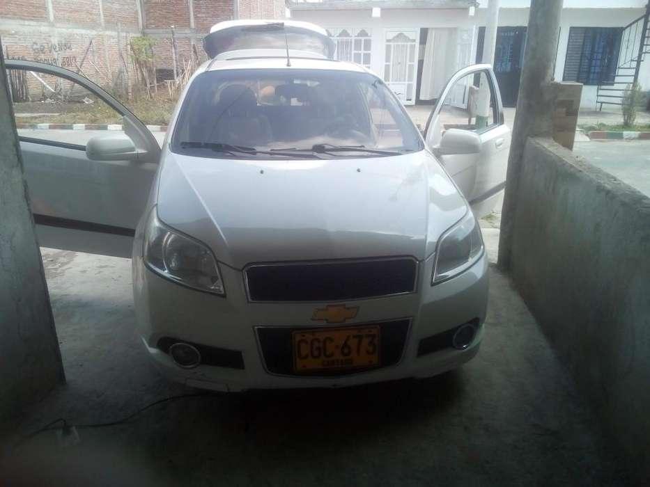 Chevrolet Aveo Emotion 2011 - 127527 km