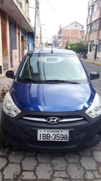 Hyundai i10 2012 - 115000 km