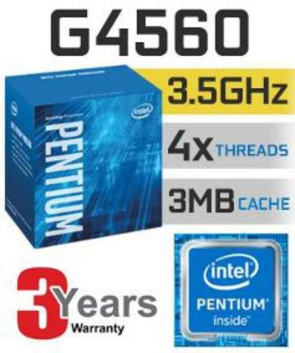 Combo G4560 - 8gb