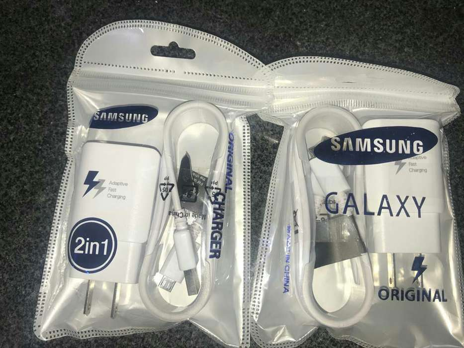 Cargadores Samsung Carga Rapido Nuevos