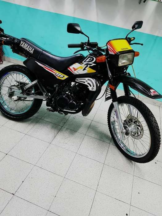 <strong>yamaha</strong> Dt 125 Modelo 1993
