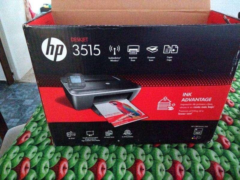 <strong>impresora</strong> HP multifuncion