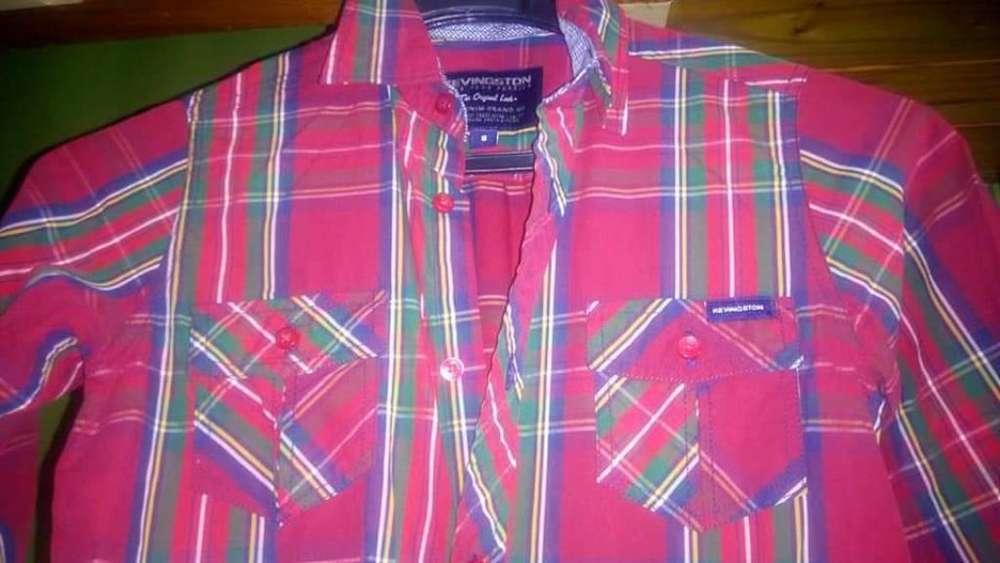 Camisa Niño T8