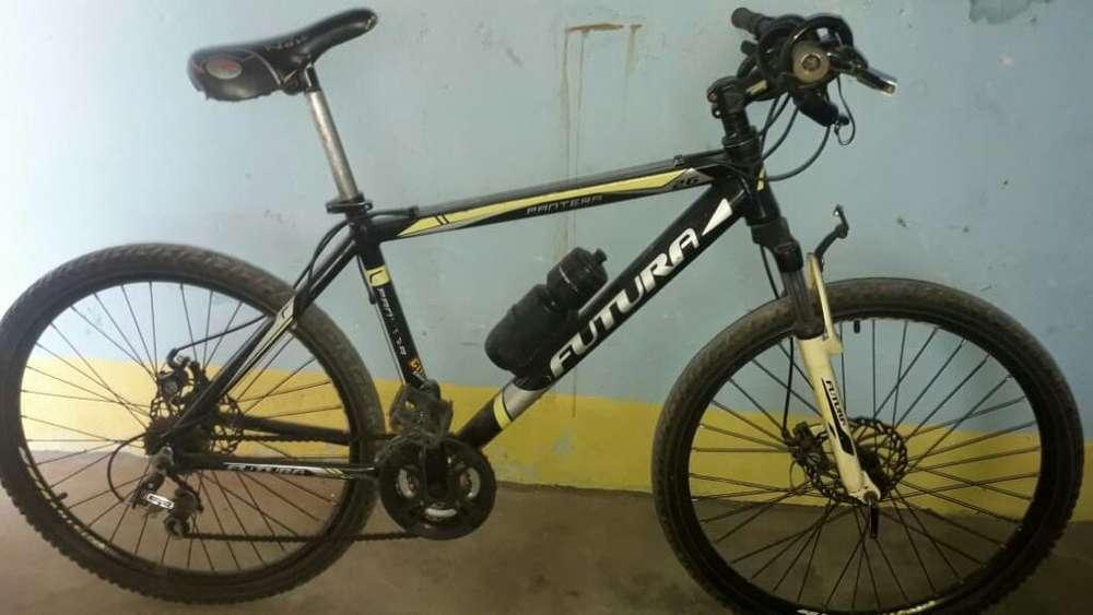 Vendo Bici Rodado26