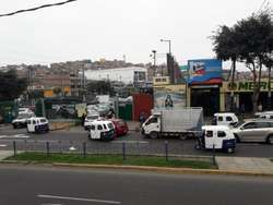 Alquilo Local en 2 piso / Guardia Civil-Chorrillos - wasi_1361469