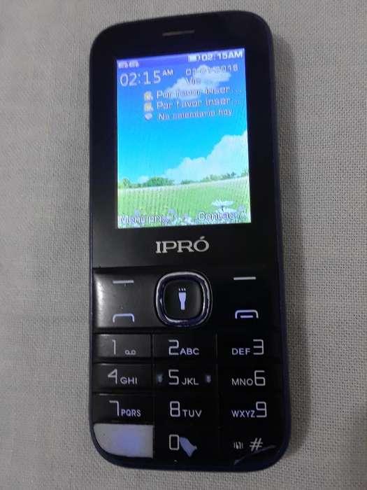 Celular Ipro,doble Sim.
