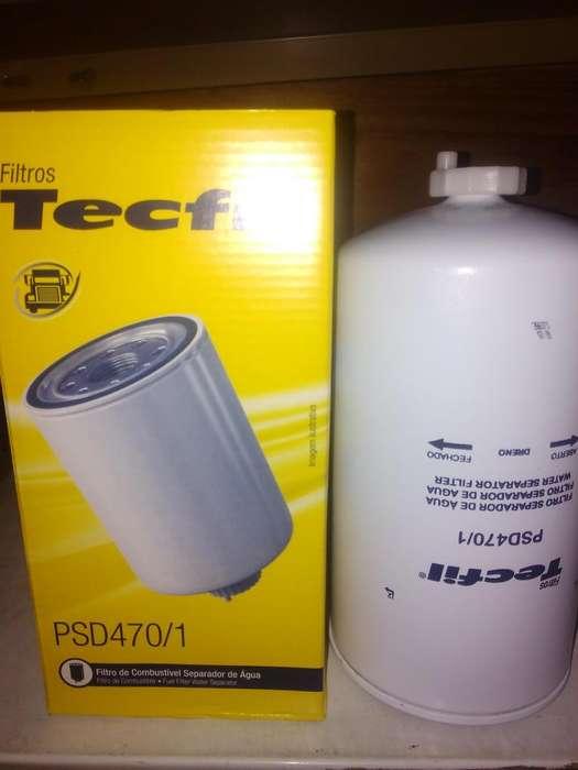 Filtro Gasoil Trampa De Agua Tecfil Psd470/1 mann Wk1060/1